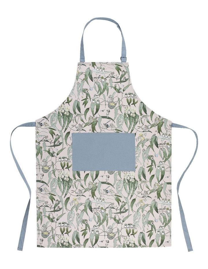 May Gibbs Gumnut Babies Apron With Pockets image 1