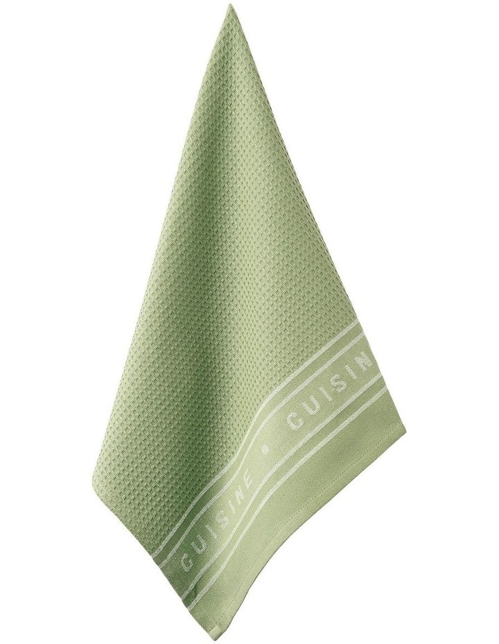 Professional Series II Sage Kitchen Towel image 1