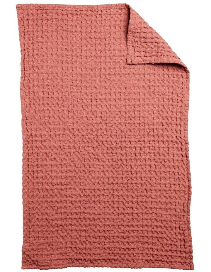 Arlo Tea Towel Clay image 2