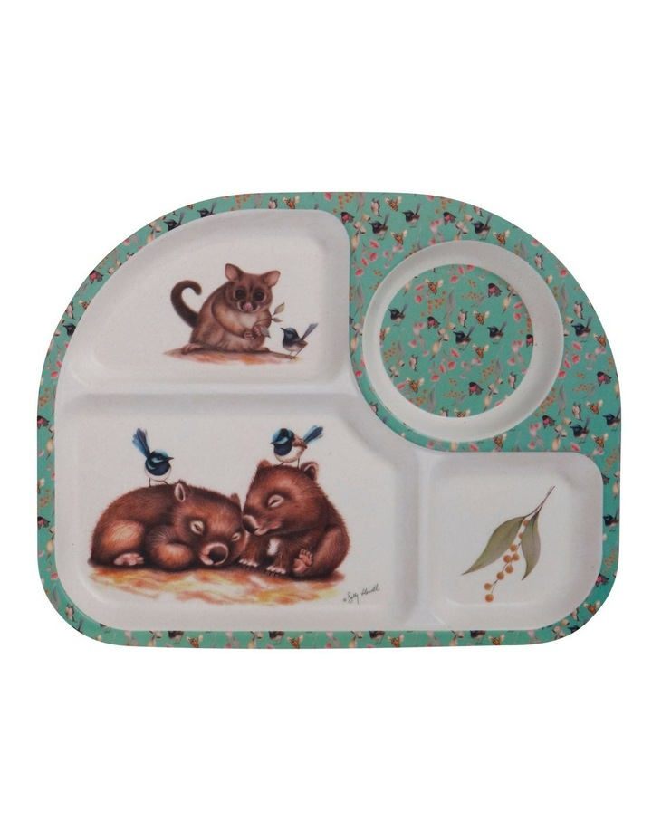 Sally Howell Children's 3pc Dinner Set Wombat image 2