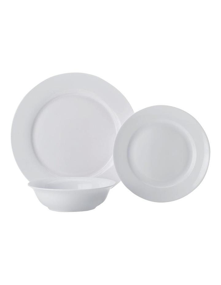 Cashmere Cosmos Rim Dinner Set 12pce Gift Boxed image 1
