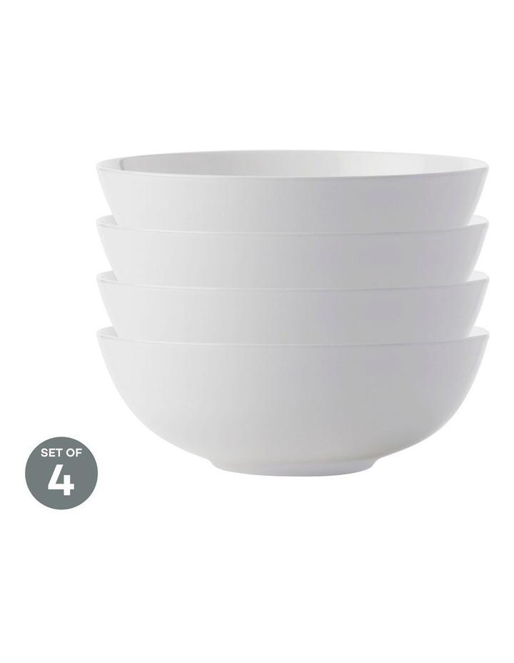 Cashmere Coupe Bowl 21cm Set of 4 image 1