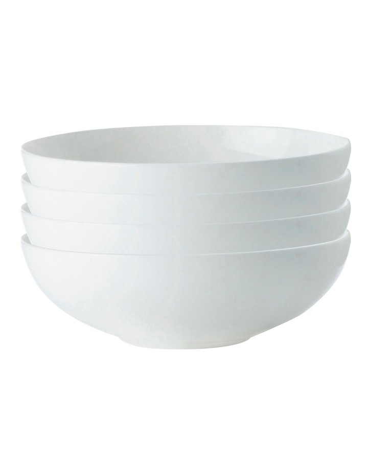 Cashmere Coupe Bowl 19cm Set of 4 image 1
