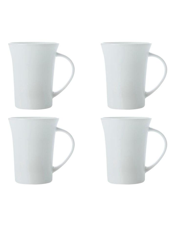Cashmere Flared Mug 380ML Set of 4 image 1