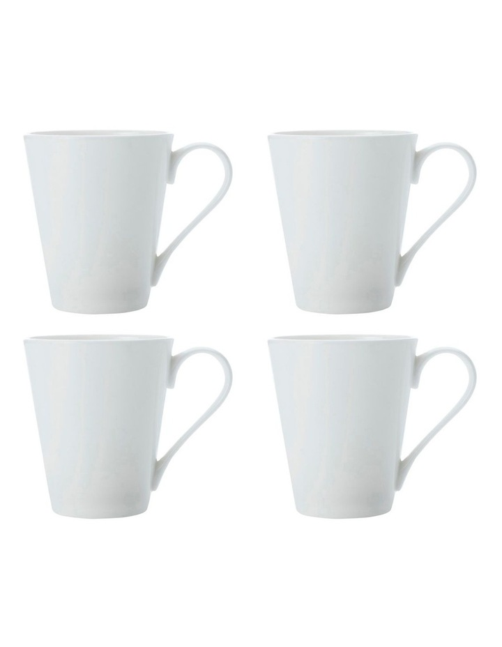 Cashmere Conical Mug 320ML Set of 4 image 1