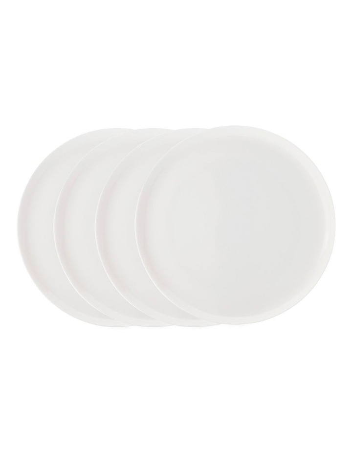 Cashmere High Rim Coupe Plate 20cm Set of 4 image 1