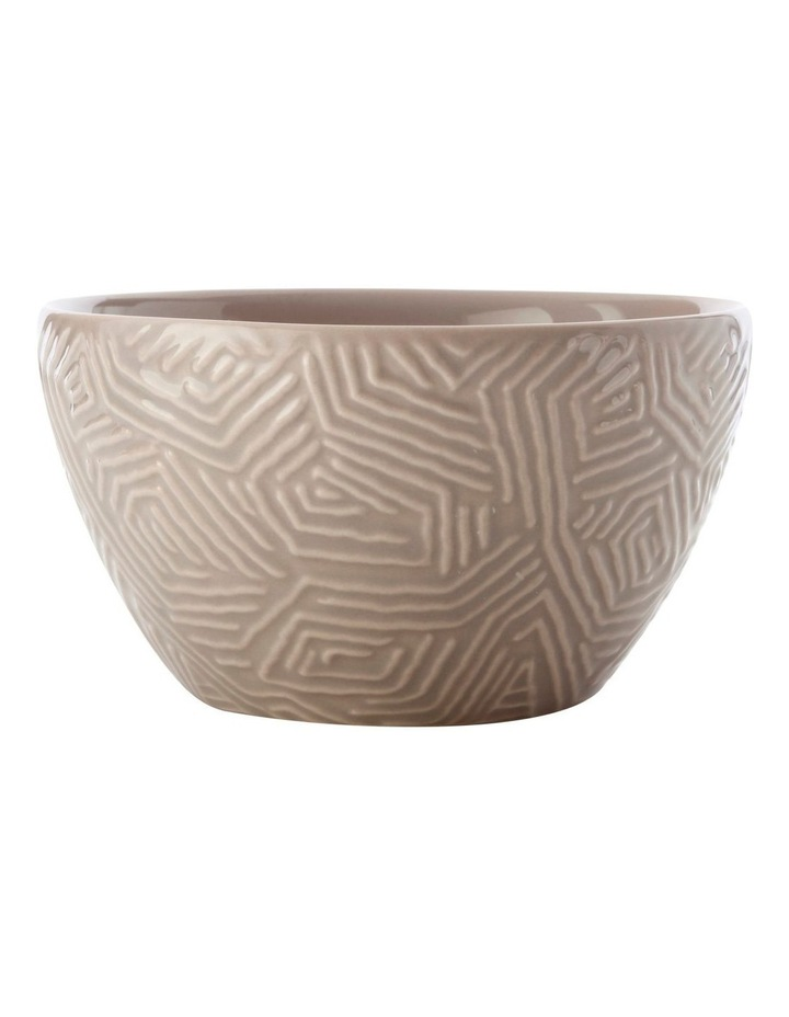 Dune Set Of 3 Bowls Taupe Gift Boxed image 3