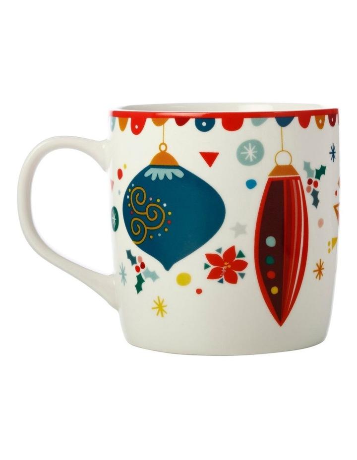 Festive Friends Mug 375ML Bells Gift Boxed image 2