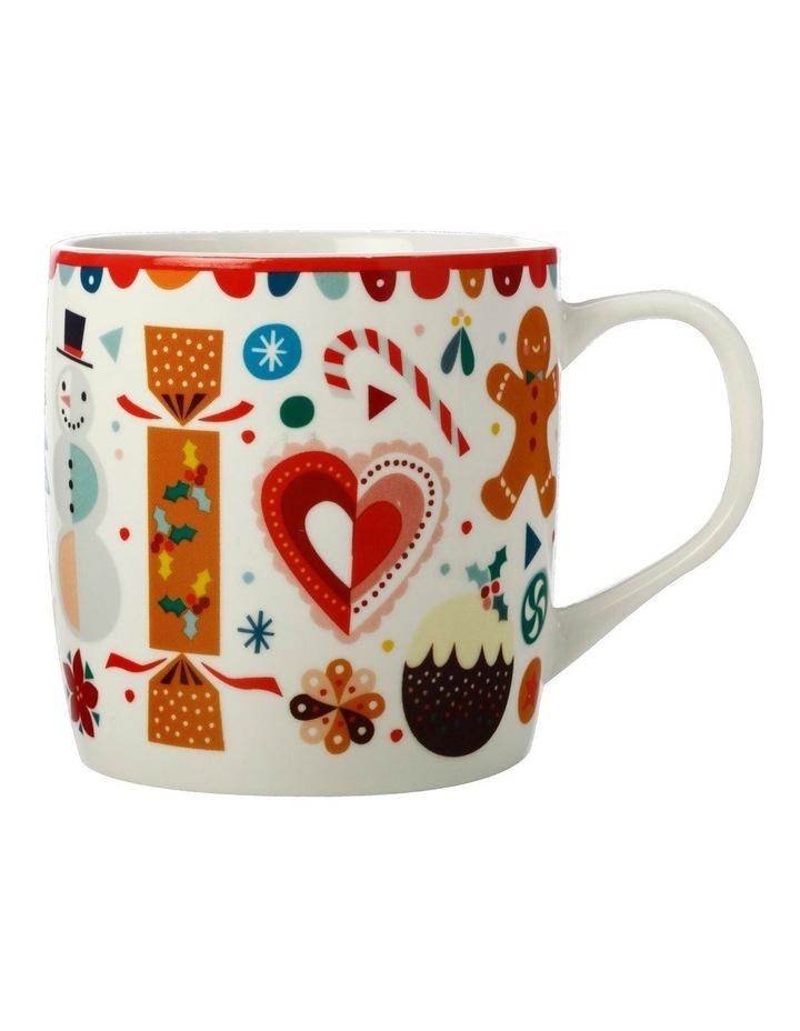 Festive Friends Mug 375ML Bon Bon Gift Boxed image 1
