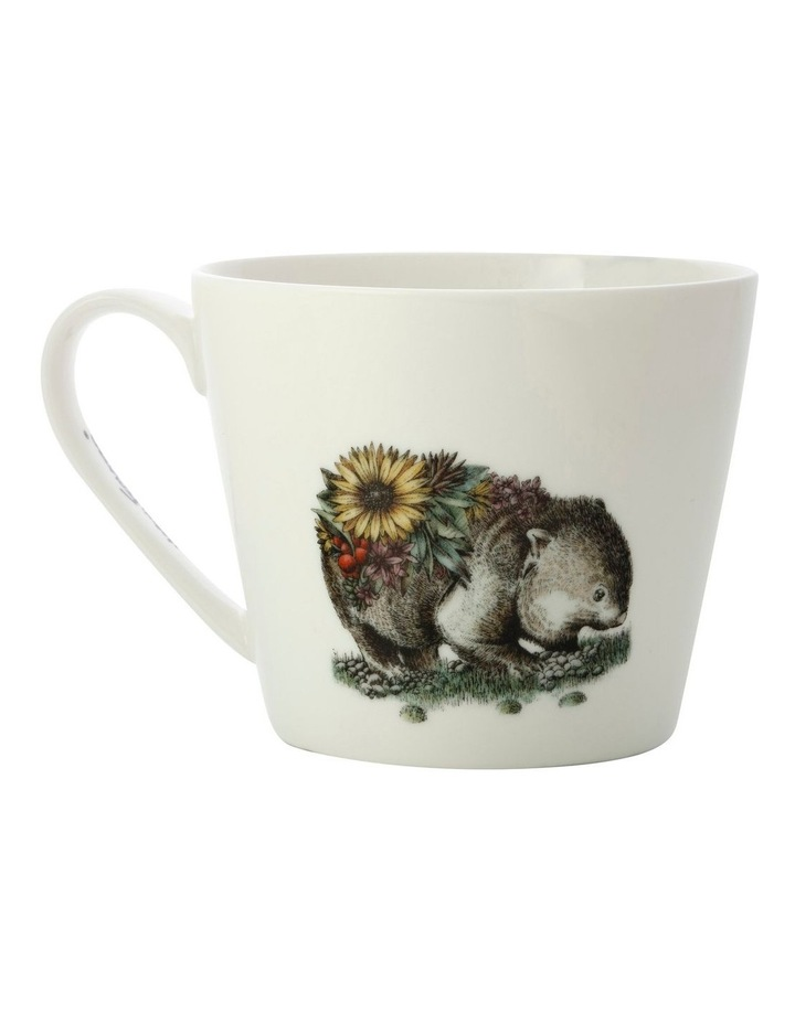 Marini Ferlazzo Australian Families Mug 450ML Squat Wombat Gift Boxed image 2