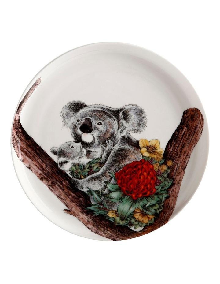 Marini Ferlazzo Australian Families Plate 20cm Koala Gift Boxed image 1