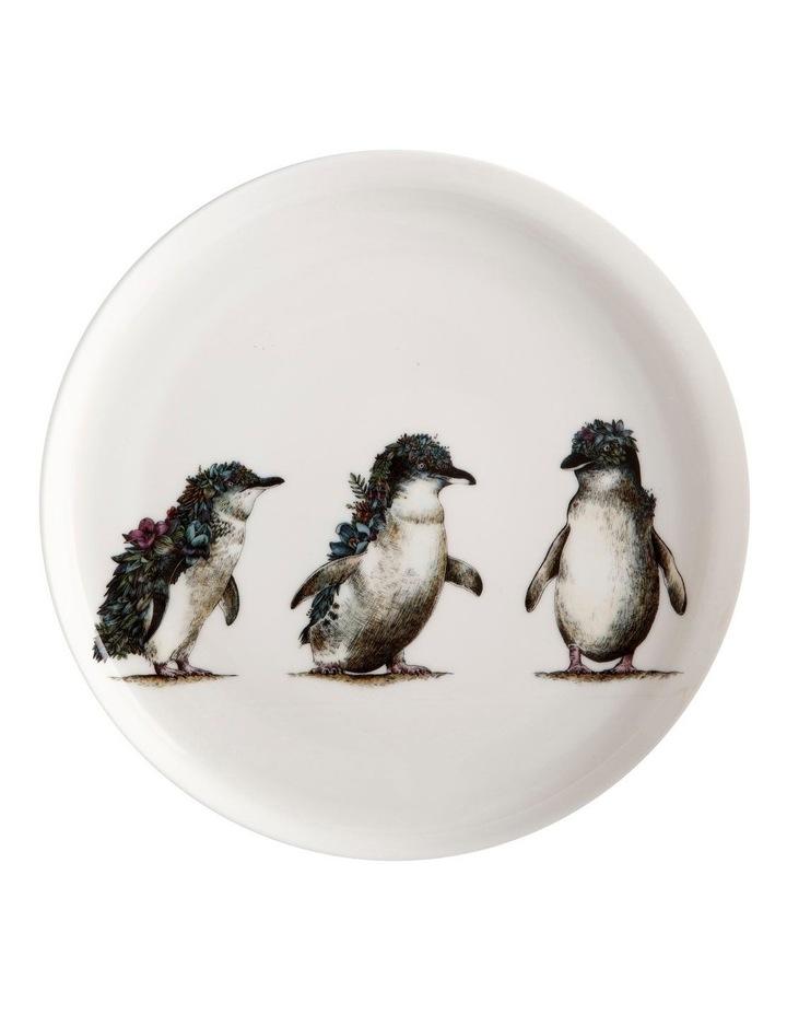 Marini Ferlazzo Australian Families Plate 20cm Penguin Parade Gift Boxed image 1