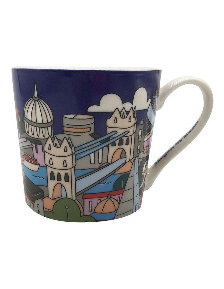 Megan McKean Cities Mug 430ML London Gift Boxed image 1