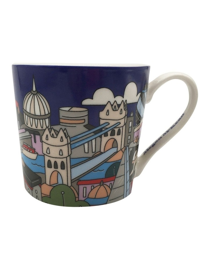 Megan McKean Cities Mug 430ML London Gift Boxed image 1