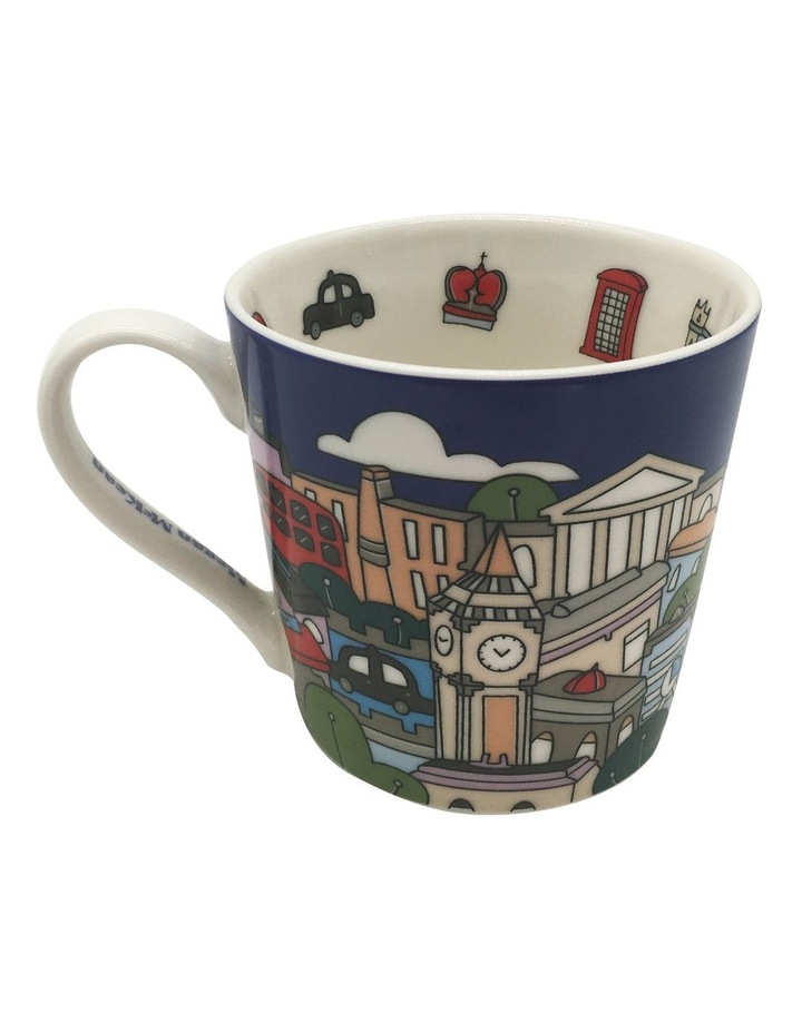Megan McKean Cities Mug 430ML London Gift Boxed image 2