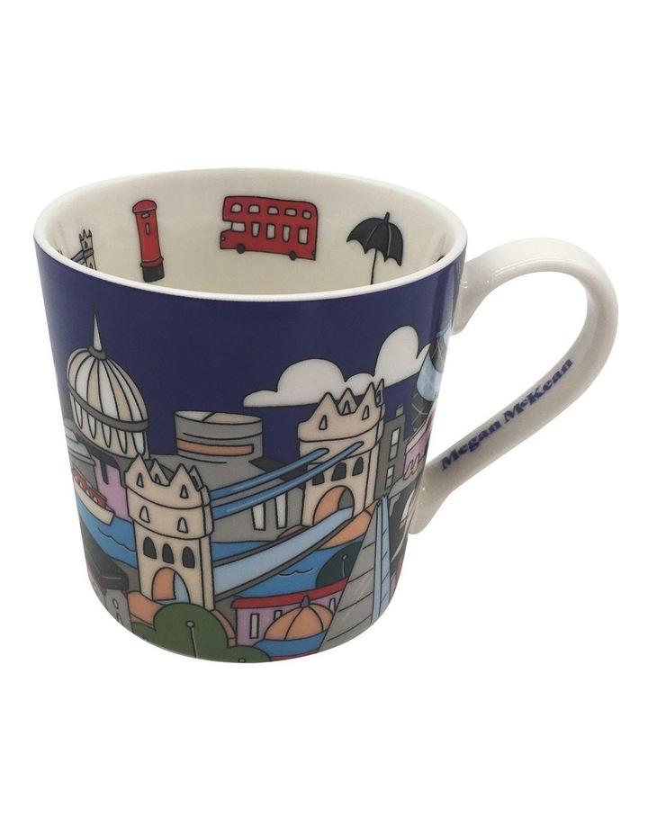 Megan McKean Cities Mug 430ML London Gift Boxed image 3
