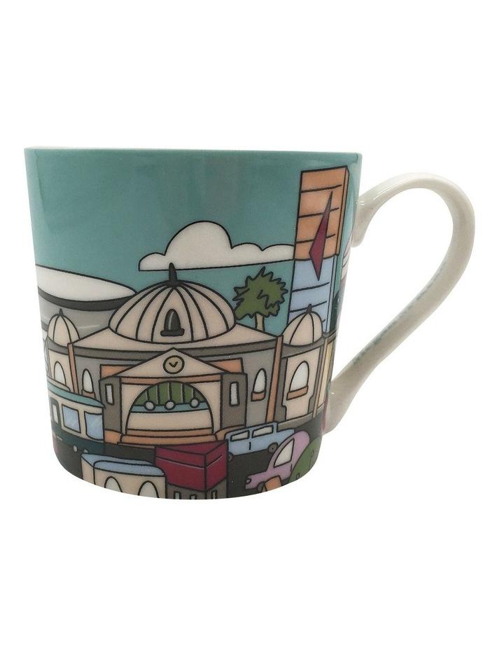 Megan McKean Cities Mug 430ML Melbourne Gift Boxed image 1