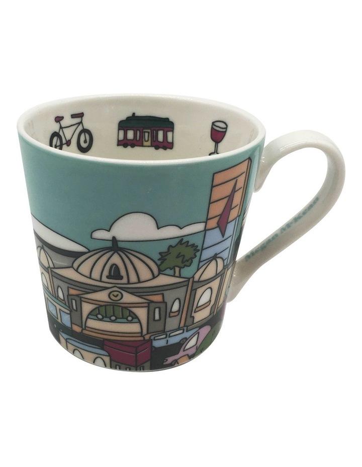 Megan McKean Cities Mug 430ML Melbourne Gift Boxed image 3