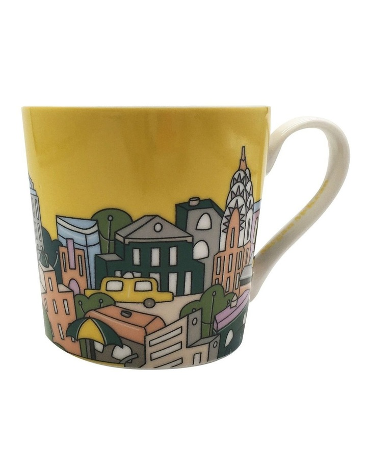 Megan McKean Cities Mug 430ML New York Gift Boxed image 1