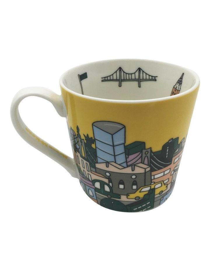Megan McKean Cities Mug 430ML New York Gift Boxed image 2