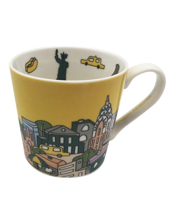 Megan McKean Cities Mug 430ML New York Gift Boxed image 3