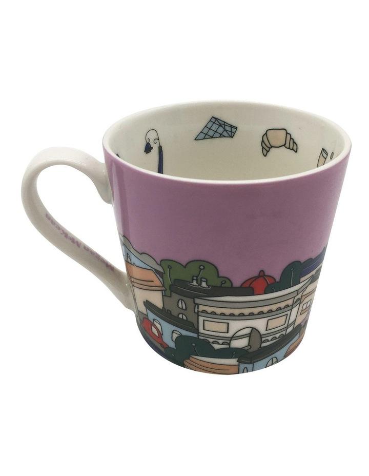 Megan McKean Cities Mug 430ML Paris Gift Boxed image 2
