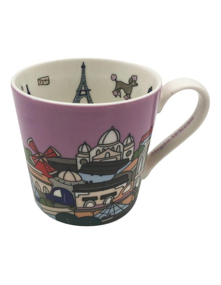 Megan McKean Cities Mug 430ML Paris Gift Boxed image 3
