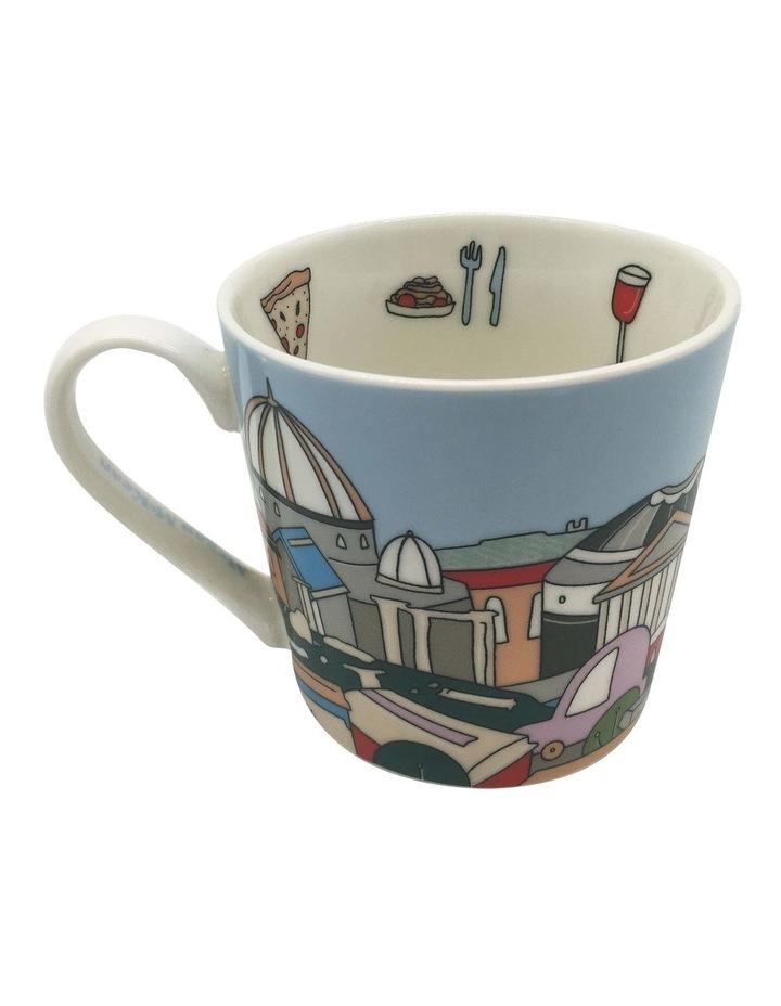 Megan McKean Cities Mug 430ML Rome Gift Boxed image 2