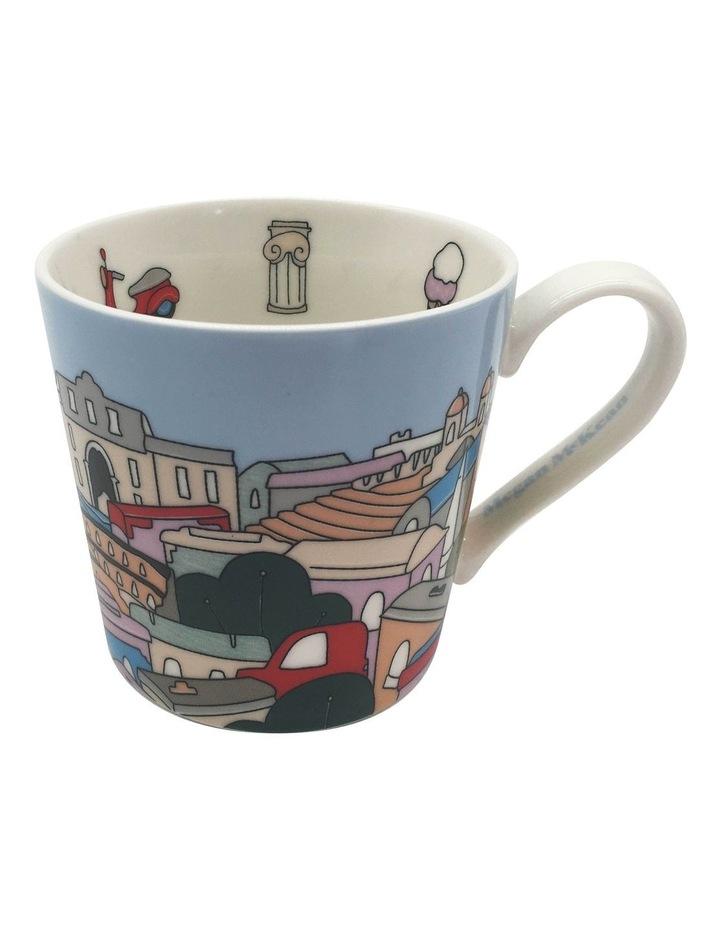 Megan McKean Cities Mug 430ML Rome Gift Boxed image 3