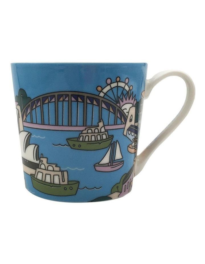 Megan McKean Cities Mug 430ML Sydney Gift Boxed image 1