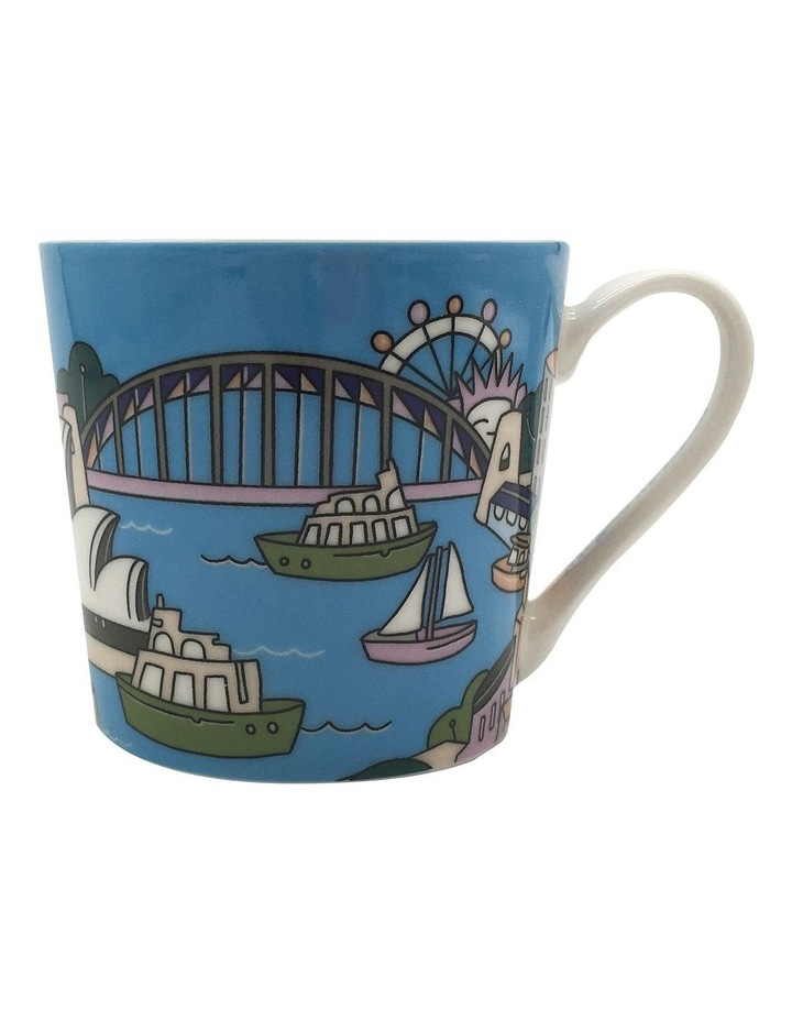 Megan McKean Cities Mug 430ML Sydney Gift Boxed image 1