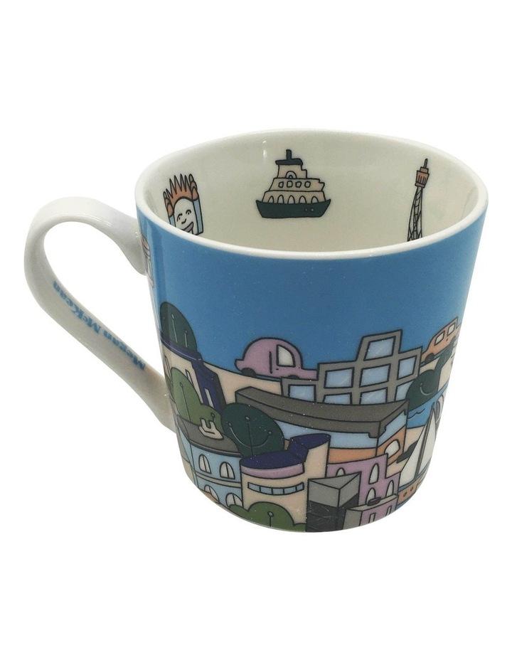 Megan McKean Cities Mug 430ML Sydney Gift Boxed image 2
