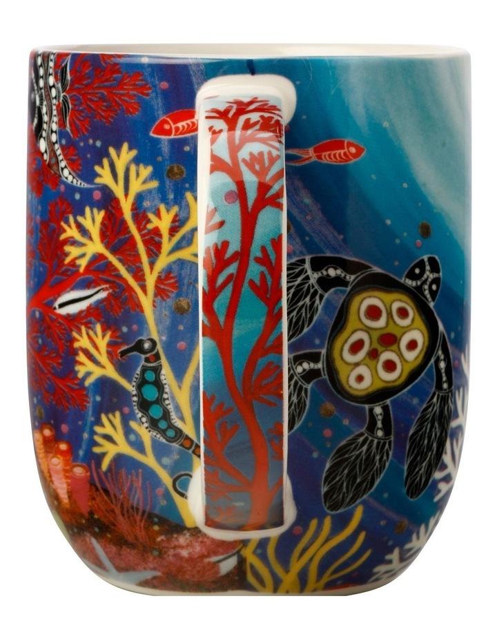 Melanie Hava Jugaig-Bana-Wabu Mug 440ML Reef Wonderland Gift Boxed image 2