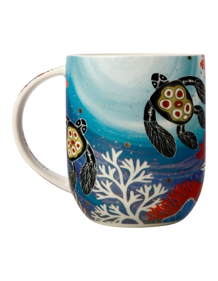 Melanie Hava Jugaig-Bana-Wabu Mug 440ML Reef Wonderland Gift Boxed image 3