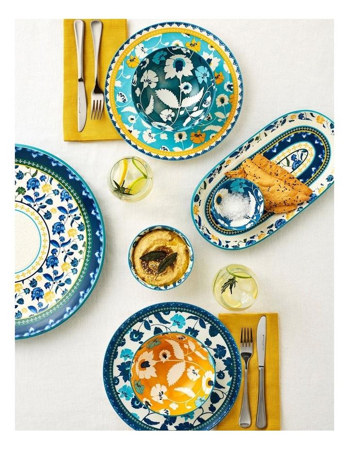 Rhapsody Dinner Plate 26.5cm Teal image 2