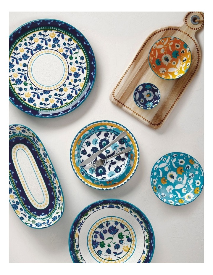 Rhapsody Round Bowl 30cm Blue Gift Boxed image 2