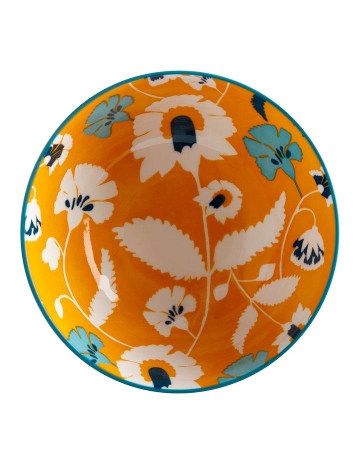 Rhapsody Bowl 16cm Teal image 2