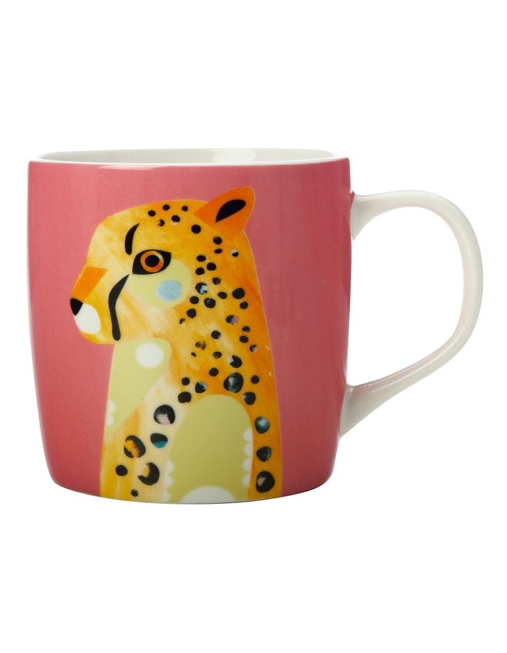 Pete Cromer Wildlife Mug 375ML Cheetah Gift Boxed image 1