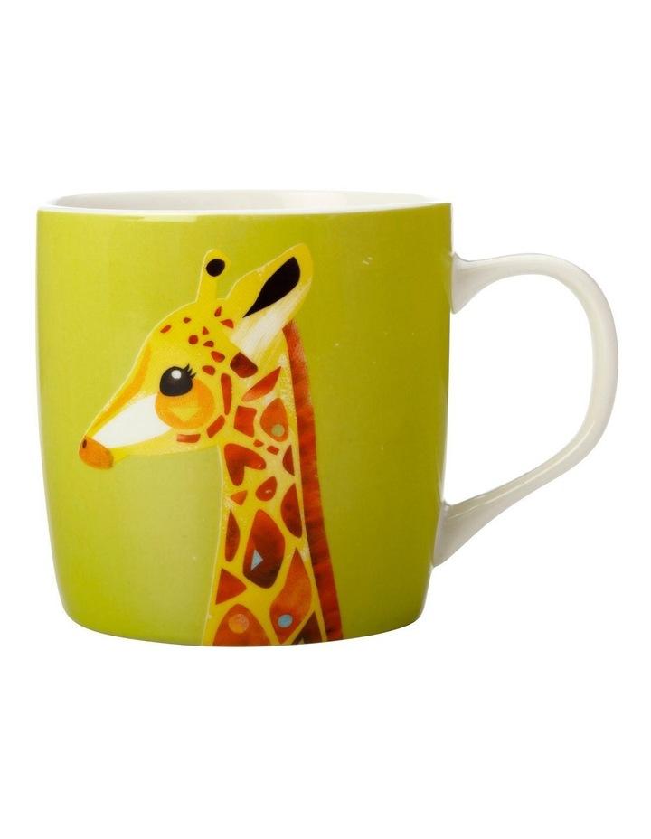 Pete Cromer Wildlife Mug 375ML Giraffe Gift Boxed image 1