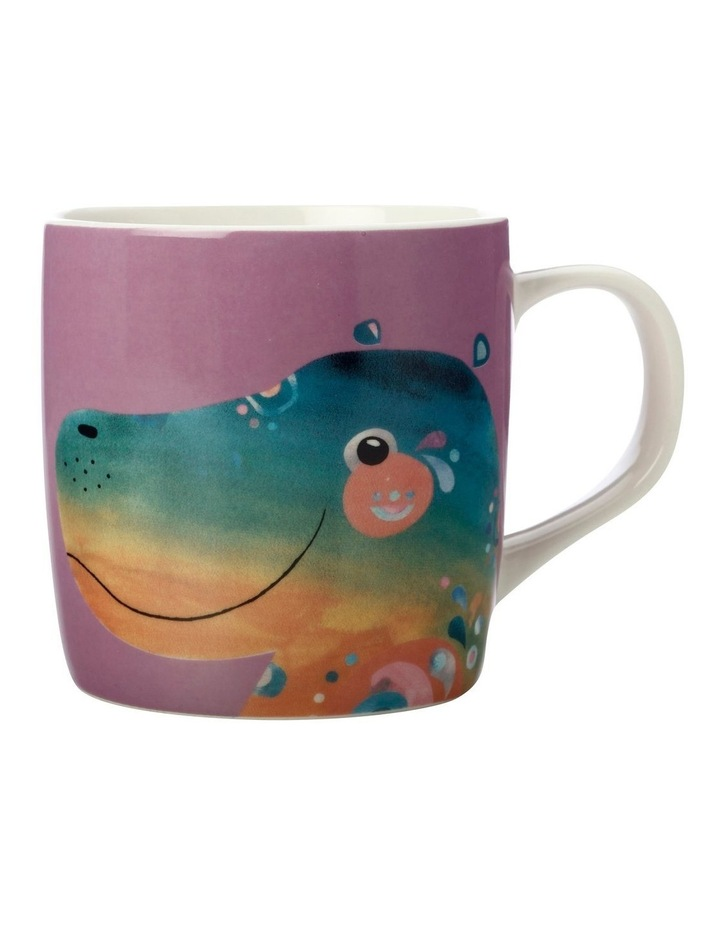 Pete Cromer Wildlife Mug 375ML Hippo Gift Boxed image 1