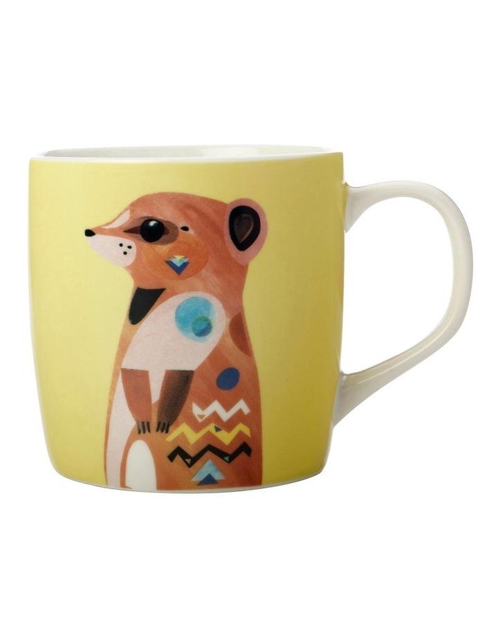 Pete Cromer Wildlife Mug 375ML Meerkat Gift Boxed image 1