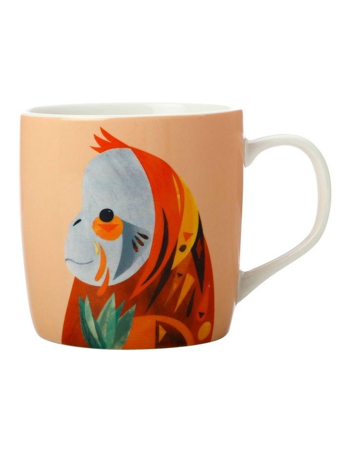 Pete Cromer Wildlife Mug 375ML Orangutan Gift Boxed image 1