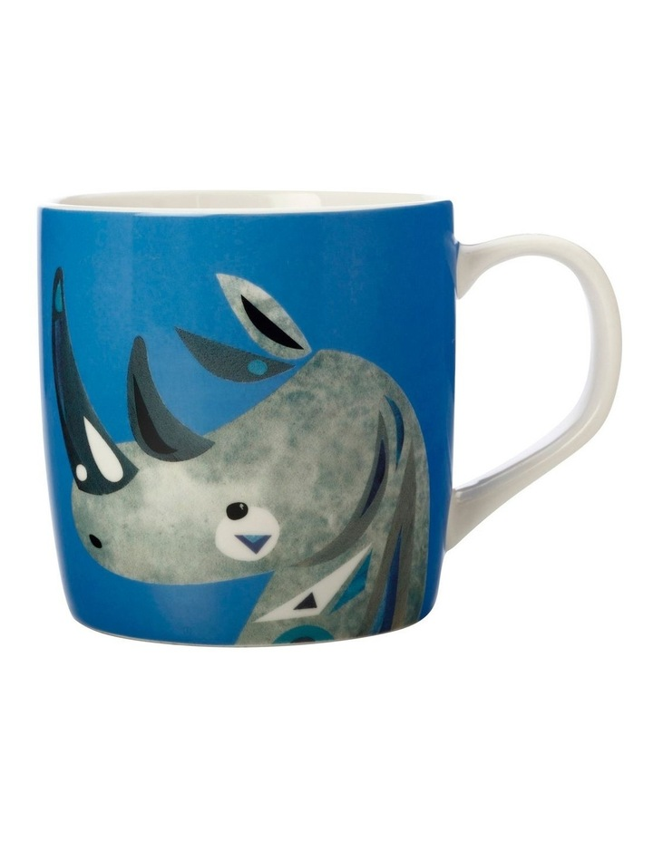 Pete Cromer Wildlife Mug 375ML Rhino Gift Boxed image 1