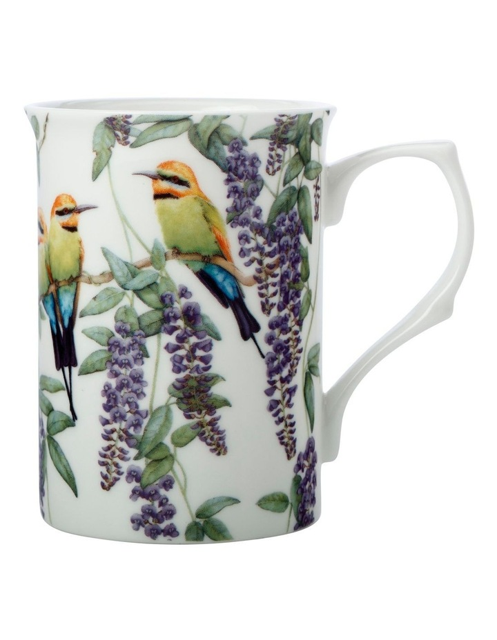 Royal Botanic Gardens Victoria Garden Friends Mug 300ML Rainbow Bee-eater Gift Boxed image 1