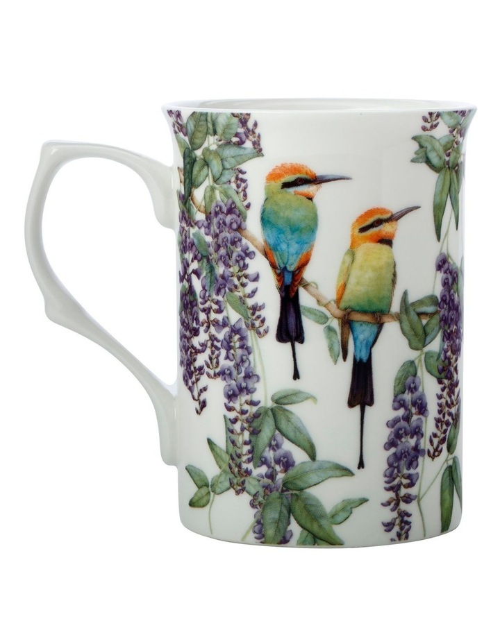 Royal Botanic Gardens Victoria Garden Friends Mug 300ML Rainbow Bee-eater Gift Boxed image 2