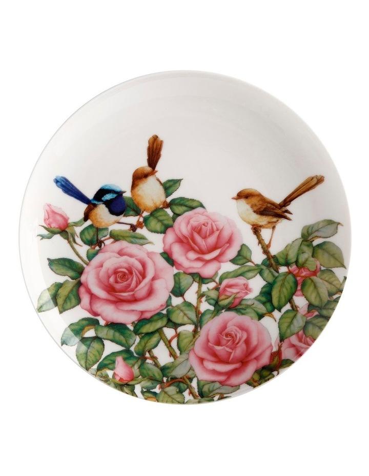 Royal Botanic Gardens Victoria Garden Friends Plate 20cm Wren Gift Boxed image 1