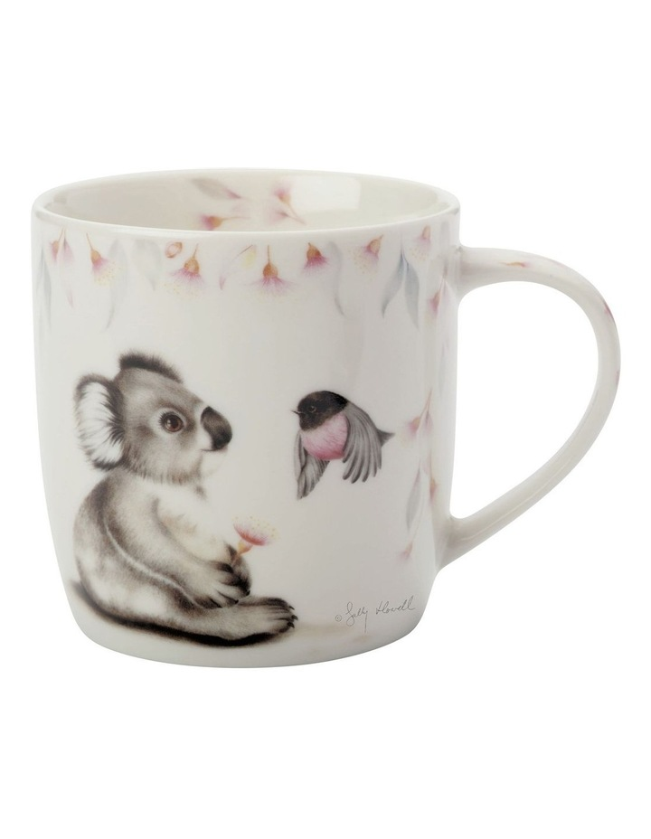 Sally Howell Mug 340ML Koala Robin Gift Boxed image 1