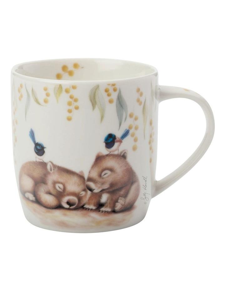 Sally Howell Mug 340ML Wombat Wren Gift Boxed image 1