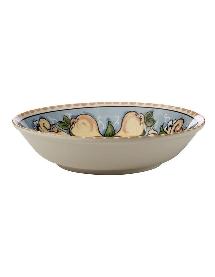 Ceramica Salerno 30cm Bowl in Pears Print image 1