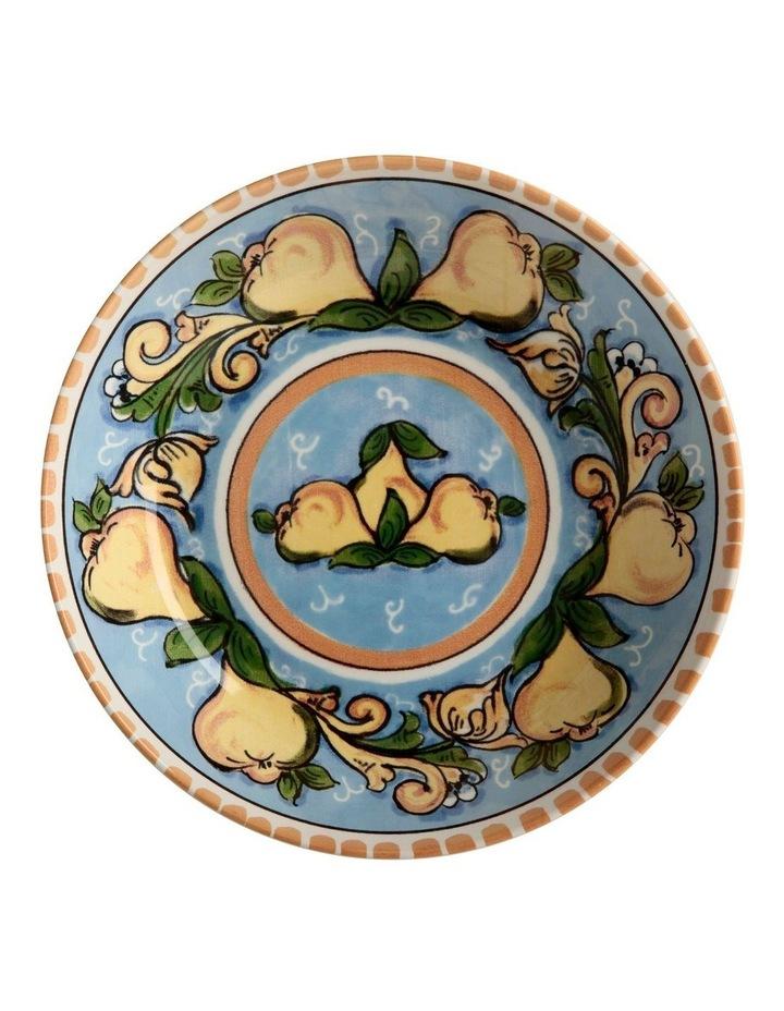 Ceramica Salerno 30cm Bowl in Pears Print image 2